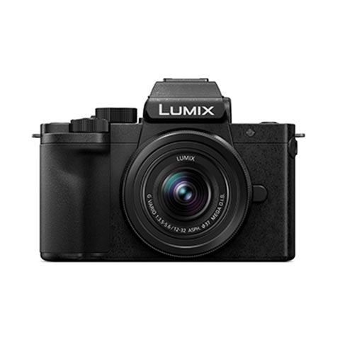 Panasonic Lumix DC-G100 Twin Lens Kit with 12-32mm & 45-150mm Lenses - FREE UK DELIVERY