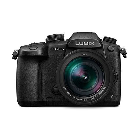 Panasonic Lumix GH5 Digital Camera with Leica 12-60mm f2.8-4.0 Lens - FREE UK DELIVERY