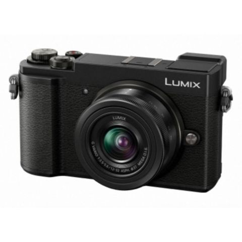 Panasonic Lumix DC-GX9 Black With 12-32mm Lens - FREE UK DELIVERY