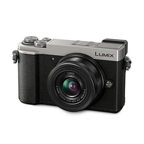 Panasonic Lumix DC-GX9 Silver Twin Lens Kit with 12-32mm & 45-150mm Lenses - FREE UK DELIVERY
