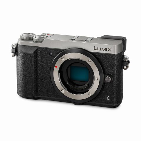 Panasonic Lumix DC-GX9 Silver Body Only - FREE UK DELIVERY