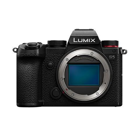 Panasonic Lumix S5 Digital Camera Body Only - FREE UK DELIVERY