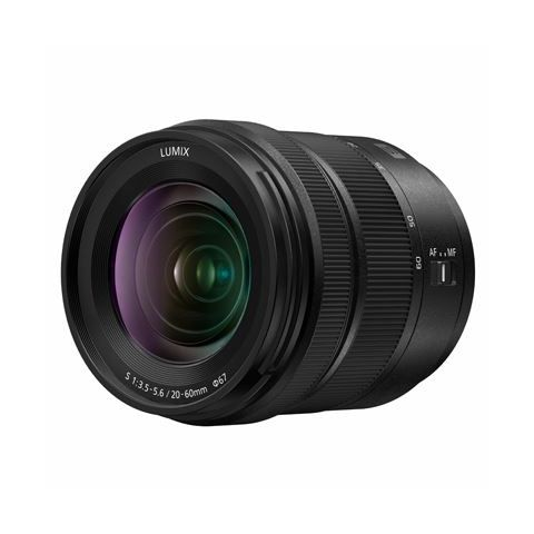 Panasonic Lumix S 20-60mm f/3.5-5.6 Lens - FREE UK DELIVERY