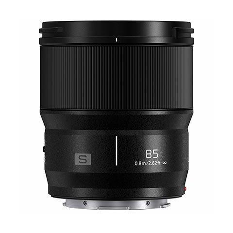 Panasonic LUMIX S 85mm f1.8 Lens - FREE Uk DELIVERY
