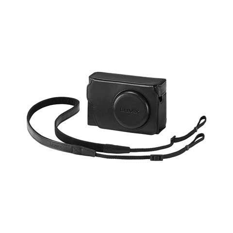 Panasonic TZ80 Leather Case And Battery Kit