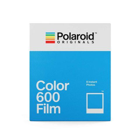 Polaroid Color 600 Instant Film (Five Pack, 40 Exposures)