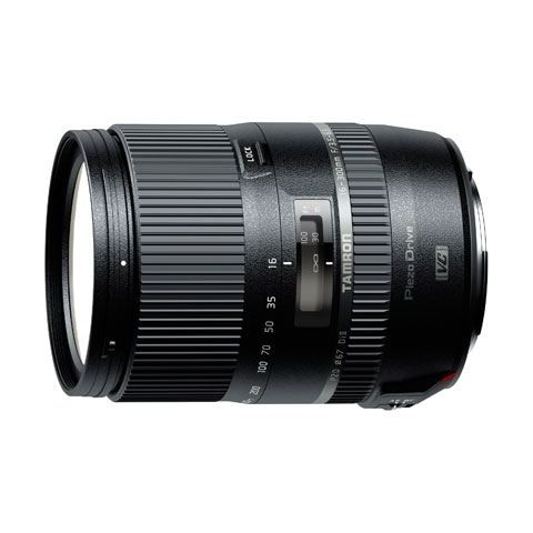 Tamron 16-300mm F3.5-6.3 Di II VC PZD Lens Nikon Fit - FREE UK DELIVERY
