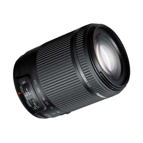Tamron 18-200mm F3.5-6.3 Di II VC Lens Nikon Fit - FREE UK DELIVERY