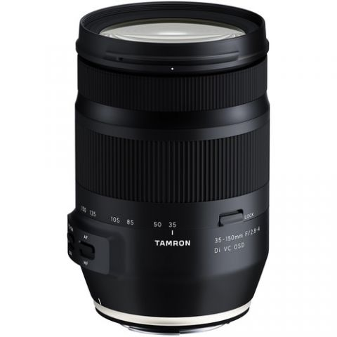 Tamron 35-150mm f/2.8-4 Di VC OSD Lens for Nikon F - FREE UK DELIVERY
