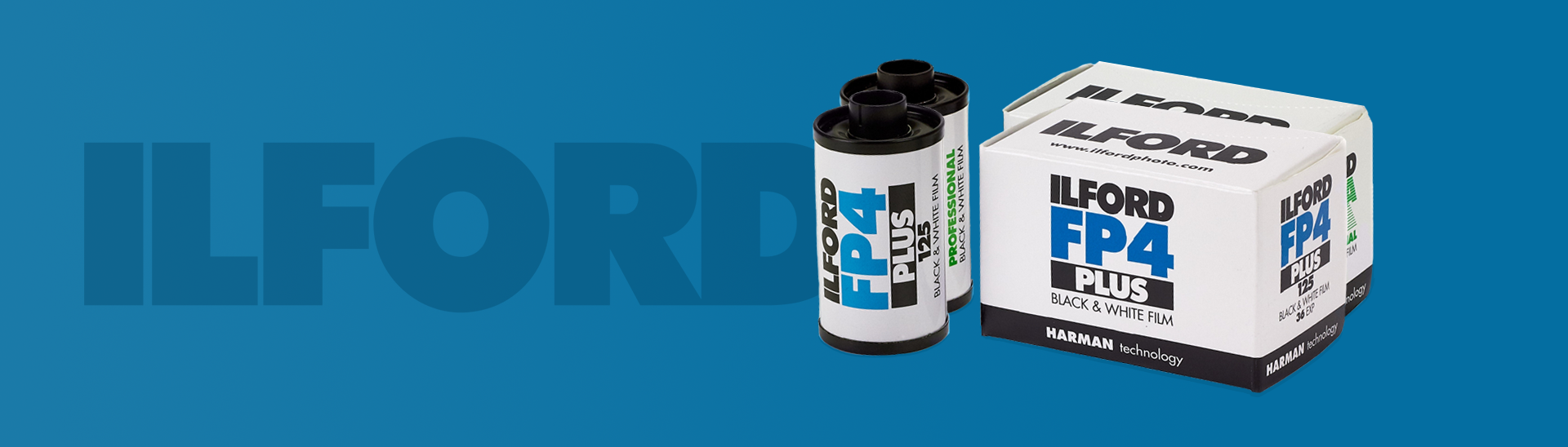 Ilford Black & White Film