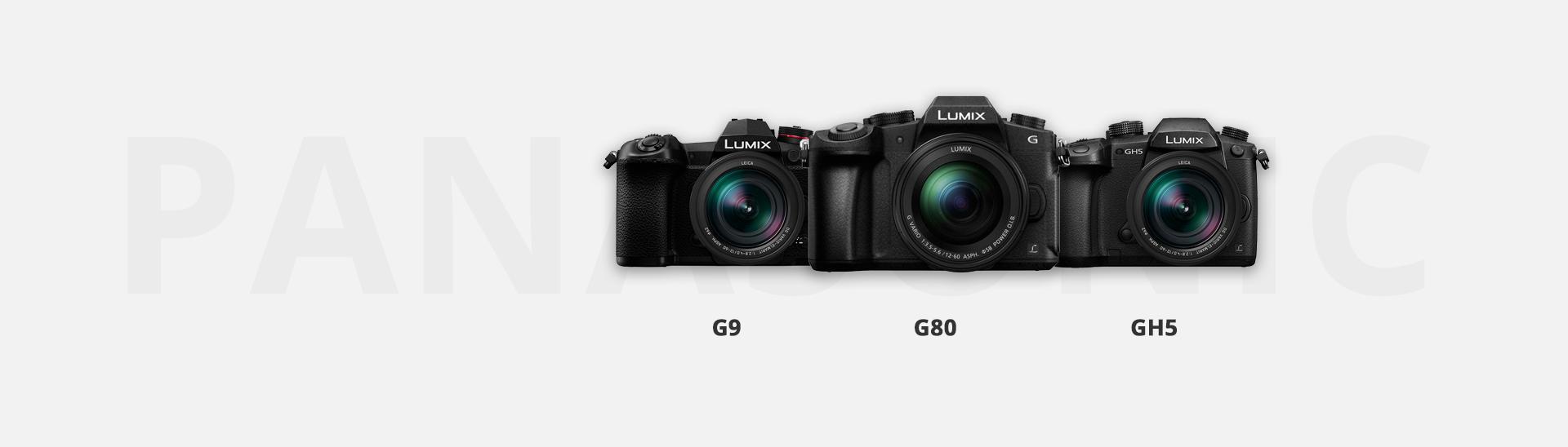 Panasonic G Series Cameras
